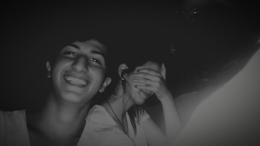Brother Bro Sister Sis Night Midnight Fun