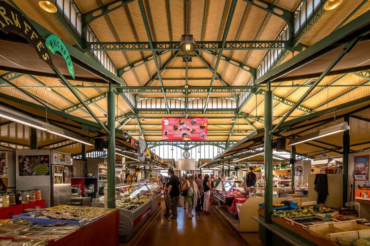 Covered Market,