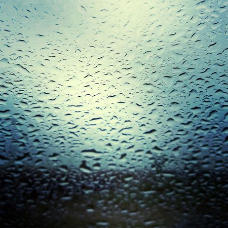 Rain Wet Drop Rainy Season Weather RainDrop Full Frame Water Backgrounds Window No People Pattern Indoors  Day Close-up Nature