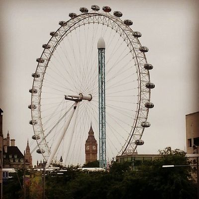London Uk Home LondonEye bigben