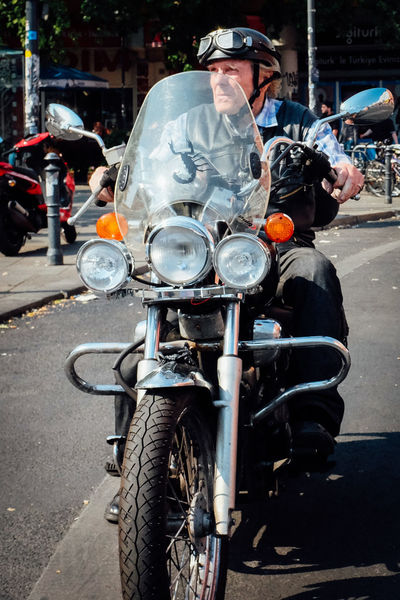 Easy Rider Streetphotography Street Photography