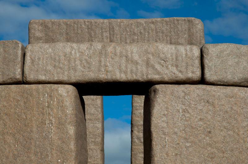 Stonehenge Replica Australia Stonehenge Esperance Dolmen Western Australia