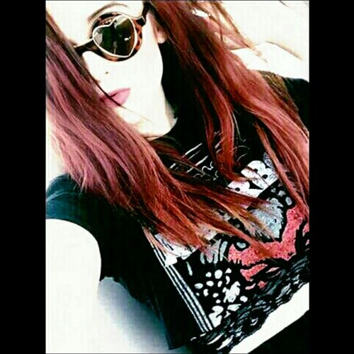 Grunge Goodmorning RedHAIR ❤ Style