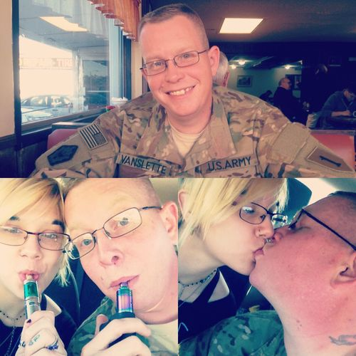 I don't want to say goodbye... My Love❤ My Soldier Deployment I Miss You I Love You ! Portrait Love