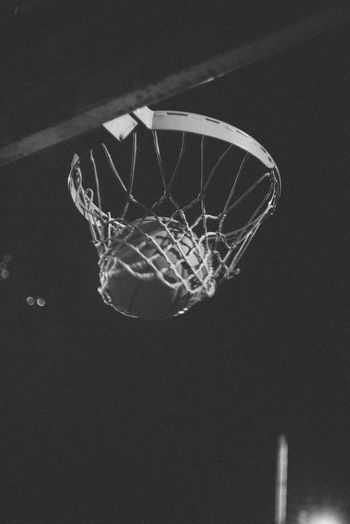 Art Is Everywhere Lifestyles EyeEm Best Shots Monochrome Helios Cctvlens Blackandwhite Outdoors Basketball Hoop Gathering Black And White Friday