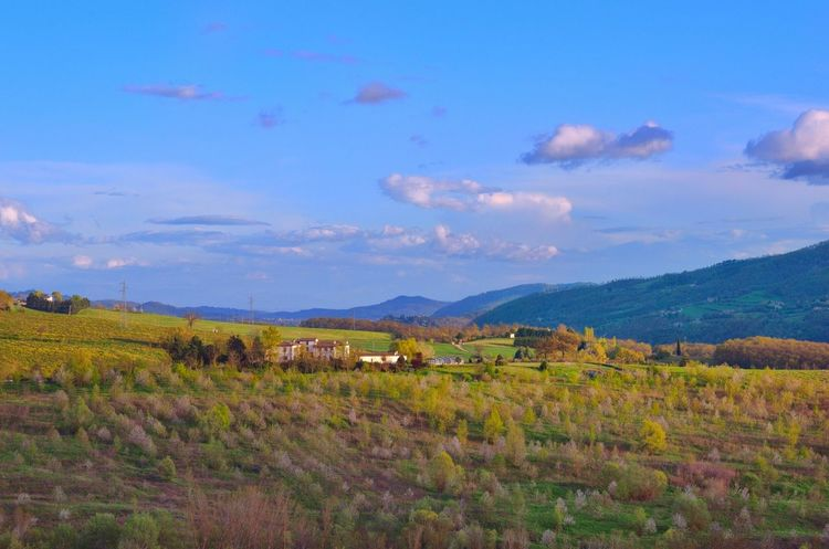 Italian landscape. Umbertide, Italy. Umbertide Italy Landscape Cloudy Traveling Malephotographerofthemonth Relaxing EyeEm Best Shots EyeEmBestPics EyeEm Nature Lover