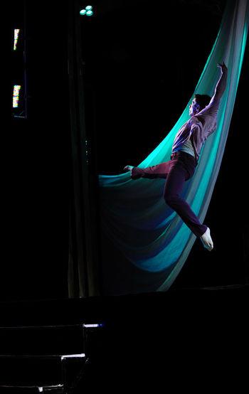 Ballet Curtain