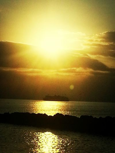 Oldpicture Sunset Cruiser Manila Bay  #enjoyinglife #lovelovelove
