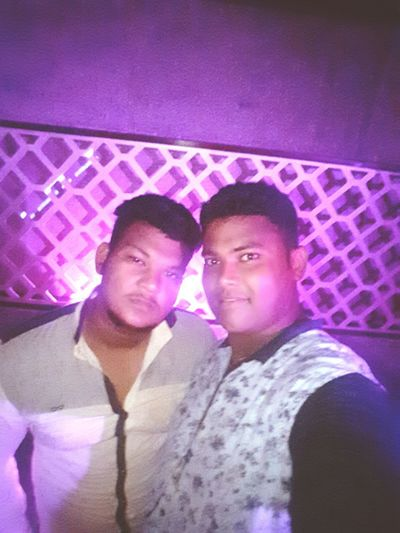 Hi! Its Me :) With My Bestfriend Feeling Awesome Enjoing Dj