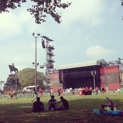 RockyStage Dage Madeinamericafestival America biggestFestivalTalkedAbout