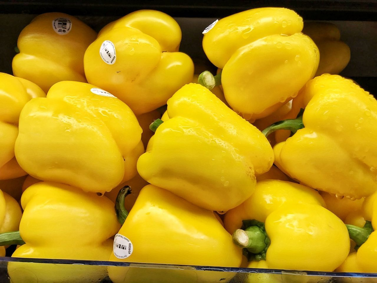 food, yellow, food and drink, freshness, no people, healthy eating, for sale, retail, close-up, market, day, indoors