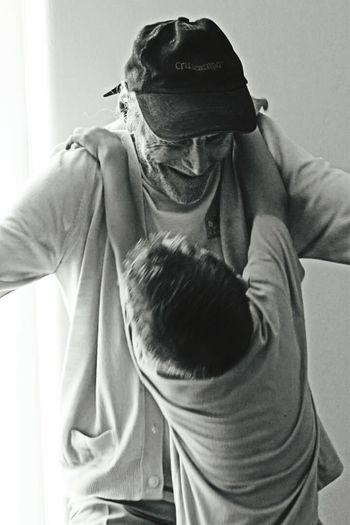 Granpa Love Family Sunshine Live Life
