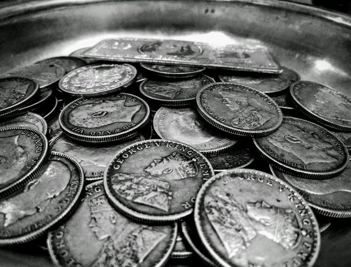 Assest from centuries. Currency Silver  British East India Co. India India Culture Incridible India Black And White Friday EyeEmNewHere