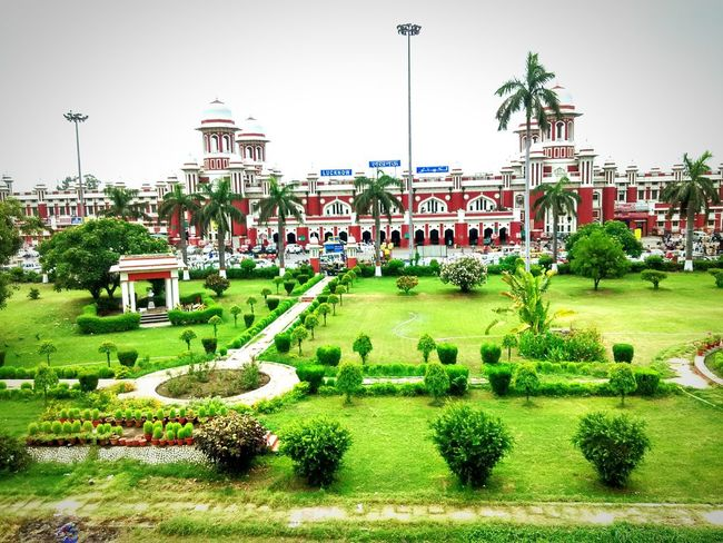 I Love My City Old Railway Station Lucknow Special