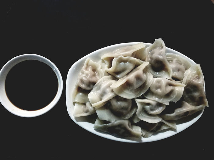Black Background Unhealthy Eating Food Temptation Ready-to-eat Sweet Food Freshness No People Convenience Food Close-up