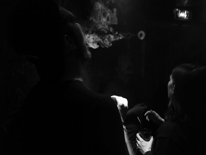 smoke - physical structure