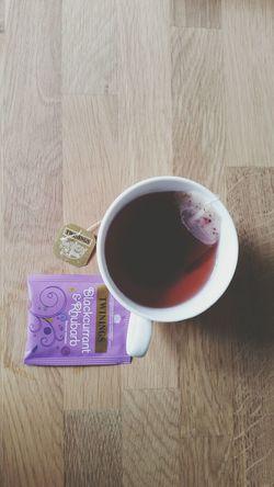 Twinings Blackcurrant & Rhubarb: Tea tasting of the day. Twinings Teaoftheday Tea Lover Tea Bag