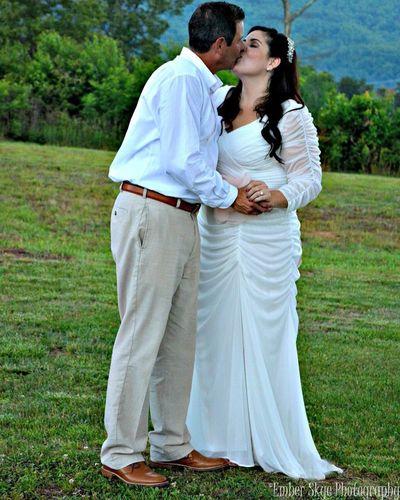 """I do"" Love Wedding Followusontwitter Followusonfacebook Ember Skye Photography Amazing Weddingphotography Wedding Day Landscape Landrum SC Landscape_photography Weddingphotographer Brideandgroom Bride Groom"