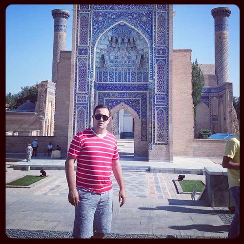 Samarkand. Uzbekistan