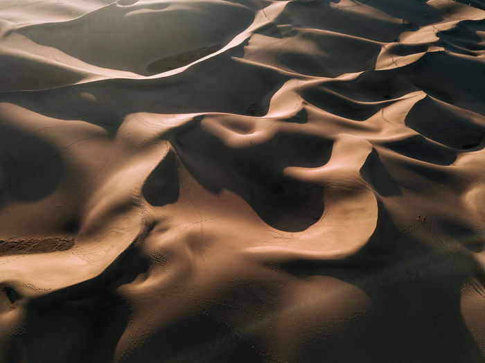 Full Frame Pattern No People Close-up Abstract Backgrounds Textile Indoors  Nature High Angle View Day Rippled Natural Pattern Water Sunlight Beauty In Nature Desert Sand Dune Dunes