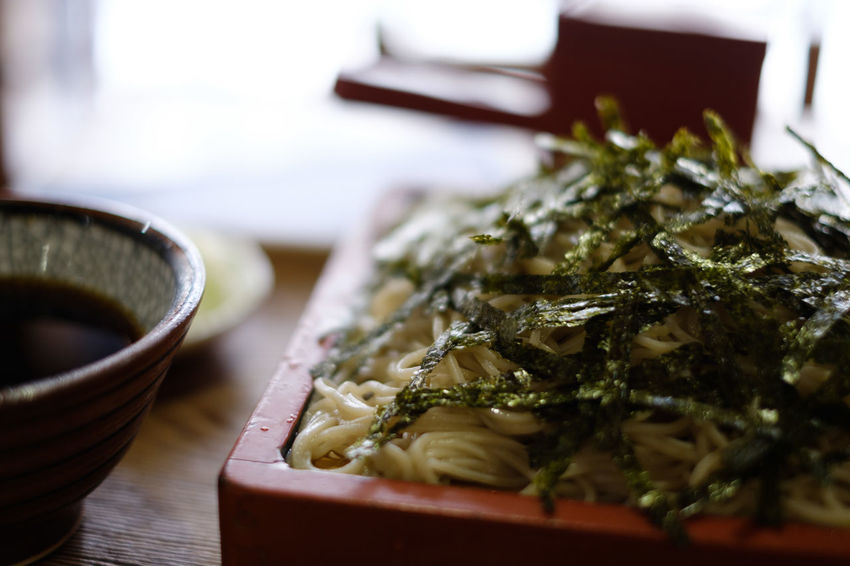 そば/Soba Noodle Close-up Food Food And Drink Foodporn Fujifilm FUJIFILM X-T2 Fujifilm_xseries Healty Eating Japan Japan Photography Japanese Food Japanese Soba Noodle Noodles Soba Soba Noodles X-t2 そば