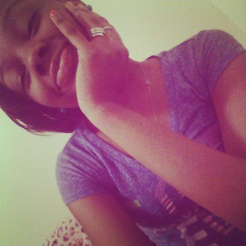 Good Day Peep My Ring Though <3
