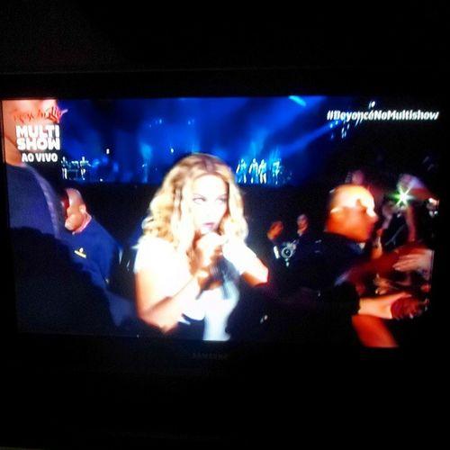 Diva Bey, estou de queixo caido, beijos. Rockinrio BeyonceNoMultishow Multishow Beyonce diva brasil
