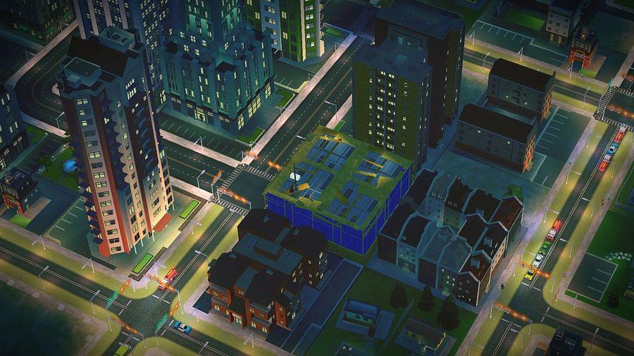 Simcity Buildit Buildit SimCity Electronic Game