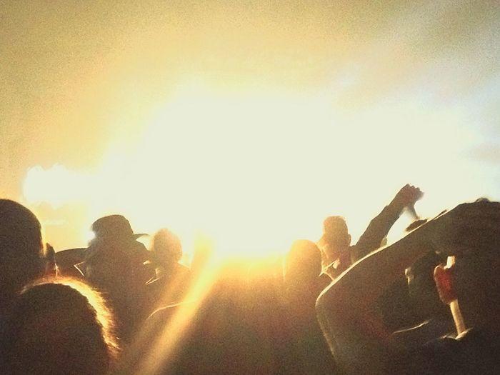 Showing Imperfection festival Rock Werchter 2014 Concert