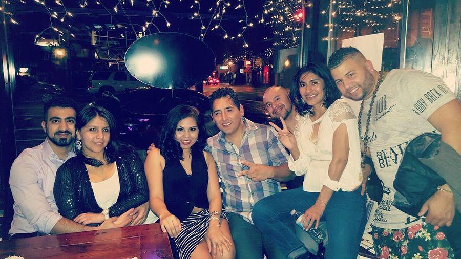 Nicepeople Friends Nochecolombiana Enjoying Life Fridaynight 😆😃😄😀😊😅