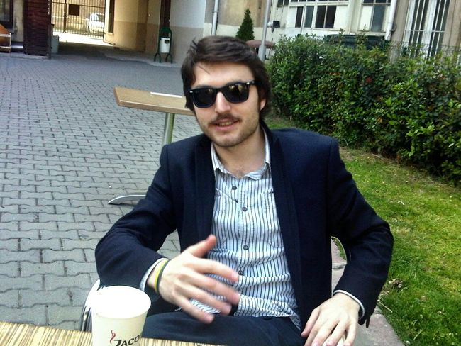 İstanbul Technical University Mechanical Faculty EngineeringStudent Sunglasses Gümüşsuyu Beyoğlu Istanbul