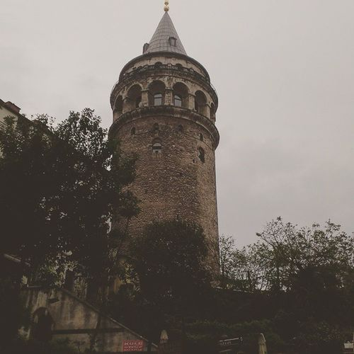 Galata Tower Galata Galatatower Istanbul Turkey Instagram Instadaily History Historical Vscogoodshot Vscocam Zmbx