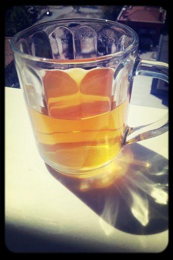 Daily herbal tea