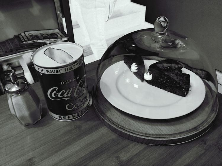 чернобелое кекс торт кокакола кока-кола Coca Cola Cocacola Coca-cola Blackandwhite Cake