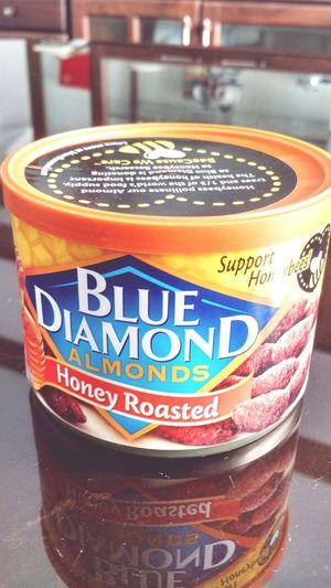 Foody Almonds Honey HoneyGlazed Foodlove
