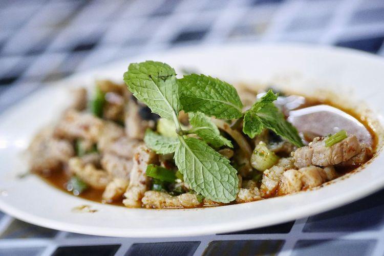Gf8 Thailand Photos Thai Food EyeEm Food Thai Mint Leaf - Culinary Herb Leaf Basil Close-up Food And Drink