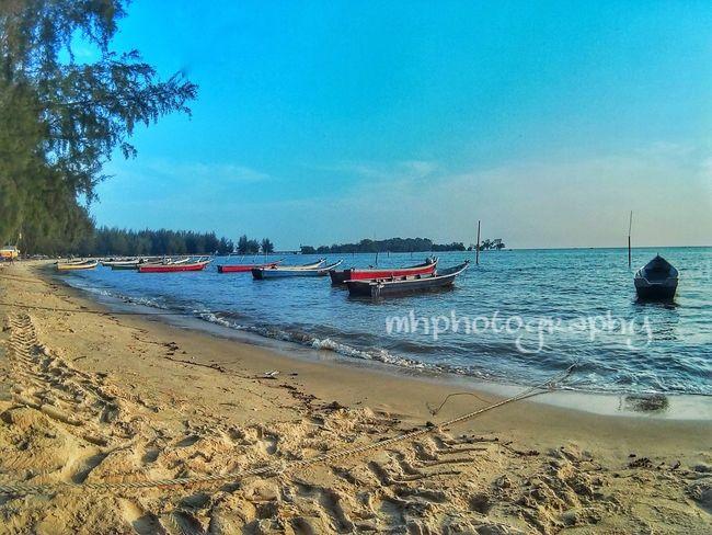 Pantai Port Dickson Malaysia Sea And Sky Sjcam4000wifi Hanging Out