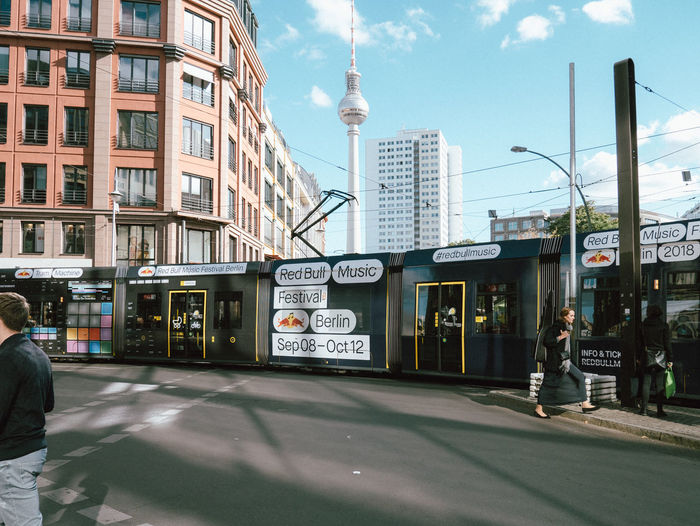 Tram Machines