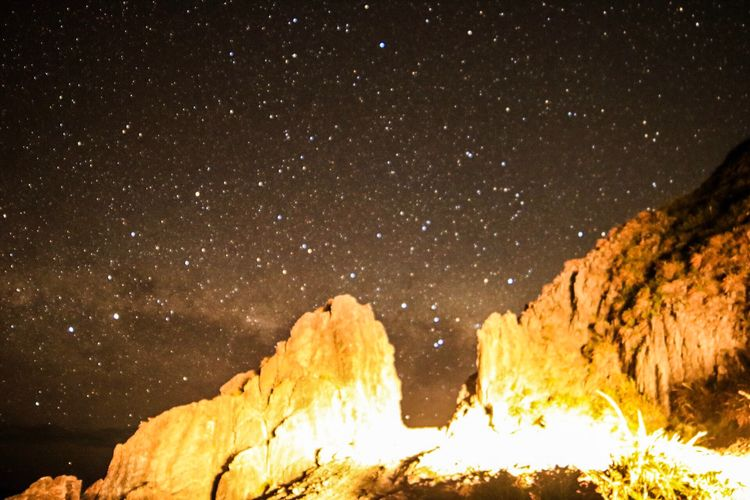 Star - Space Night Nature Outdoors Sky Illuminated Space Galaxy Scenics Beauty In Nature Astronomy Torches Headlights Cars Light Coast Coastal Beach Night Photography Glowing Nightshot Nightscape Night View Glow Stars