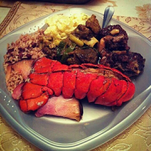 My Jamaican Dish