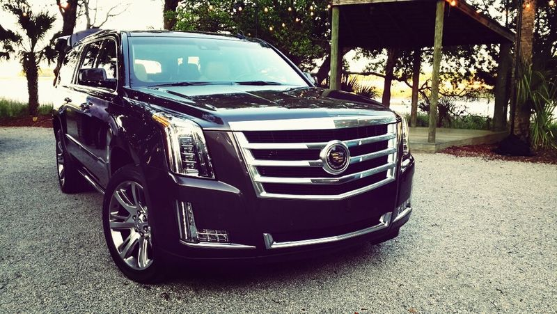 Cadillac Escalade Cadillac Test Drive South Carolina