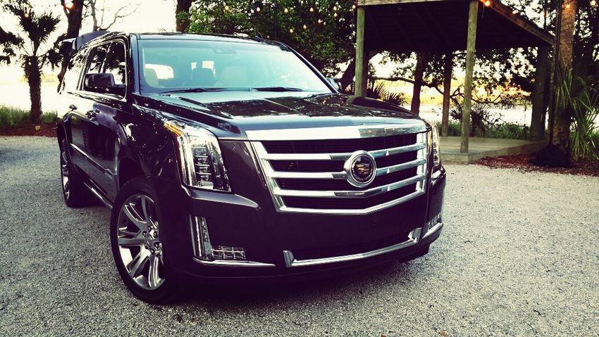Cadillac Escalade Cadillac Test Drive South Carolina
