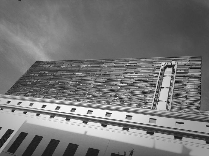 First Eyeem Photo Blackandwhite Architecture