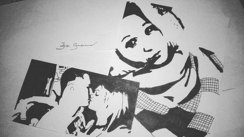Rysunek Popart Draw Drawing :) 🎨🎨 ❤