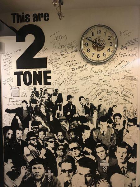 Coventry Two Tone 2-tone 2 Tone 2 Tone Corner Cafe Music Ska The Specials Madness