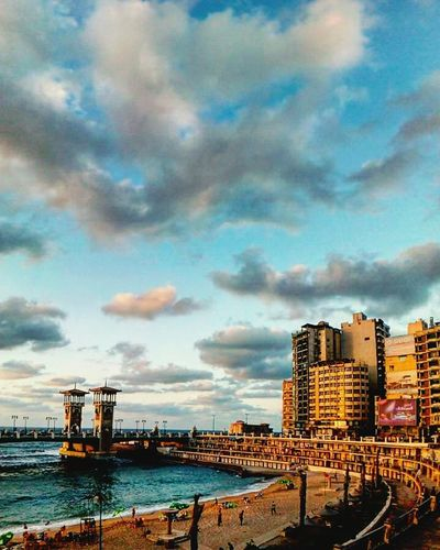 Sunset View طبيعة Clouds And Sky Life Is A Beach الخريف Sunset Askndrany