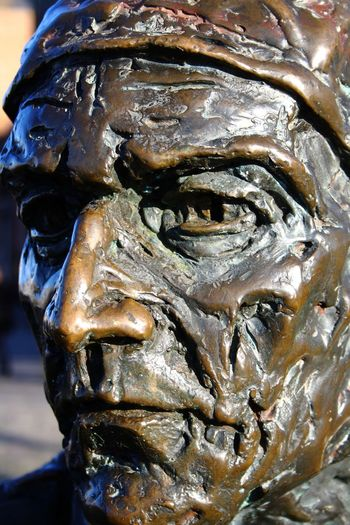 John Cabot statue Art Art And Craft Bronze Bronze Color Bronze Head Bronze Sculpture Bronze Statue Bronzed Brown Cabot Close-up Detail Full Frame Human Representation John Cabot John Cabot Statue No People Old Ornate Sculpture Statue Still Life Texture Textured  Textured