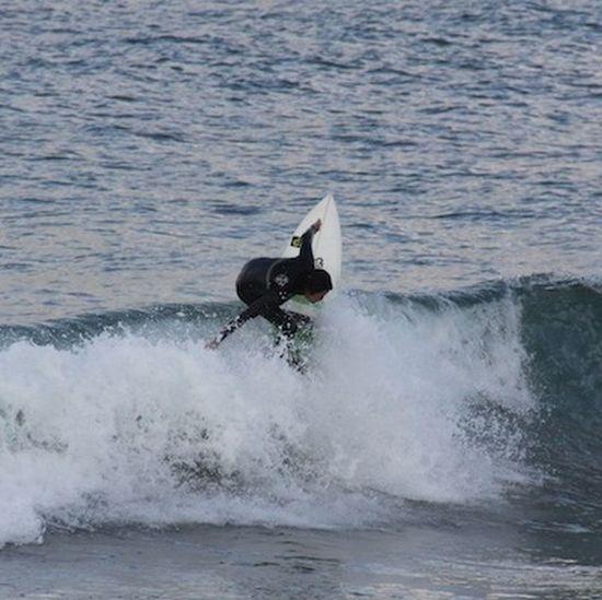Beach Surfing Ocean