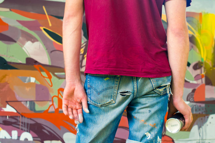Abstract Adult Art Art And Craft Artistic Capture The Moment Casual Clothing Colorful Creative Creativity Fantasy Freedom Graffiti Hands At Work Human Hand Jeans Lifestyle Man Painting Spray Paint Street Photography Wall Wall Art Youth Culture Youth Of Today