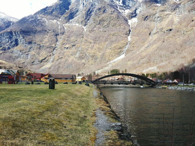 April2016 Day4 Norway Bridge Flåm Fjords Fjordsofnorway Aurlandsfjord Mountains